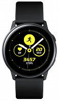 Samsung Galaxy Watch Active черный сатин)