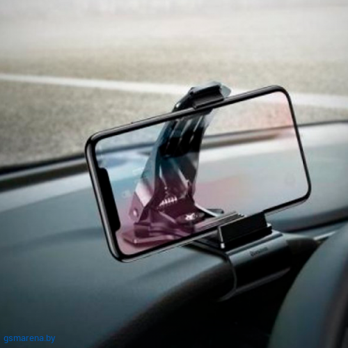 Baseus Mouth Car Mount фото 3