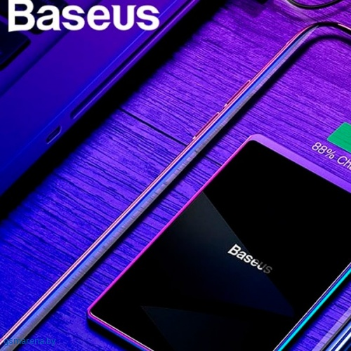 Baseus Card Ultra-thin Wireless Charger фото 3