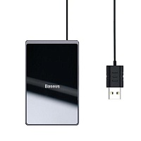 Baseus Card Ultra-thin Wireless Charger Черный