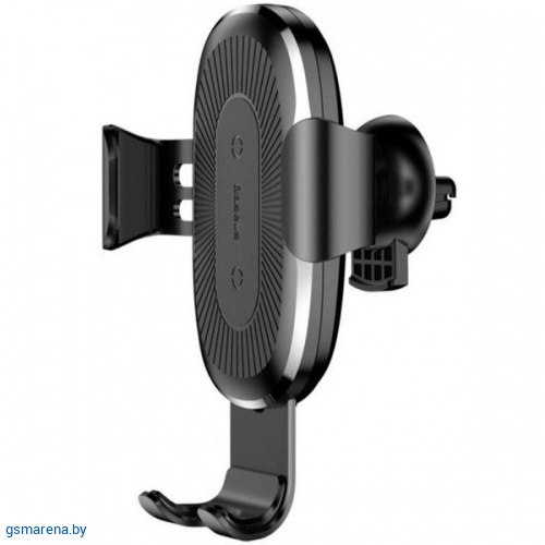 Baseus Wireless Charger Gravity Car Mount фото 5
