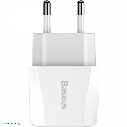 Baseus Mini Dual-U Charger фото 2