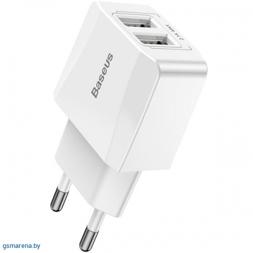 Baseus Mini Dual-U Charger